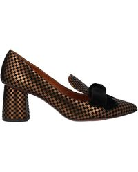 Chie Mihara Loafers - Brown