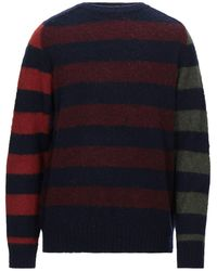 Howlin' By Morrison Pullover - Azul
