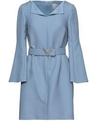 Valentino Minivestido - Azul