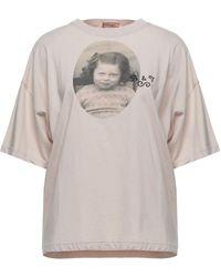 ANDREAS KRONTHALER x VIVIENNE WESTWOOD T-shirt - Natural