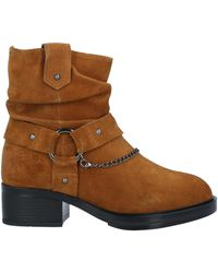 Apepazza Ankle Boots - Brown