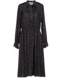 Boutique De La Femme - Knee-length Dress - Lyst
