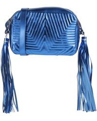 Golden Goose Deluxe Brand Cross-body Bag - Blue