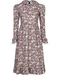 BATSHEVA Knee-length Dress - Multicolour