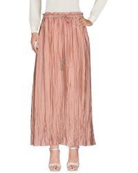 Leon & Harper   Long Skirt   Lyst