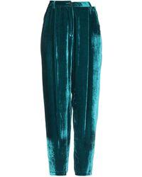 Luna Bi Trouser - Green