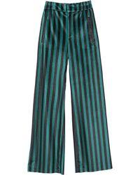 Shirtaporter Casual Trouser - Green