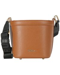 Furla Cross-body Bag - Brown
