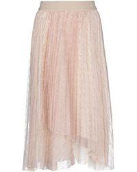 ..,merci - 3/4 Length Skirt - Lyst