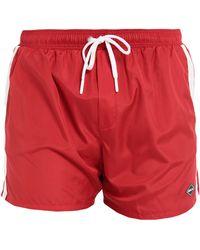 Replay Swim Trunks - Red