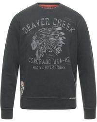 Fred Mello Sweatshirt - Grau