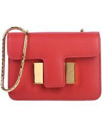 Tom Ford Cross-body Bag - Red