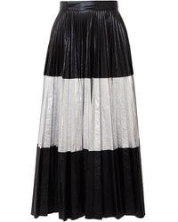 Christopher Kane - Long Skirt - Lyst
