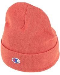 Champion Hat - Orange