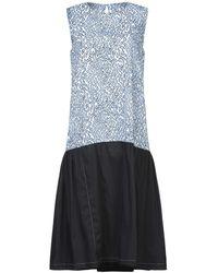 Jijil Knee-length Dress - Blue