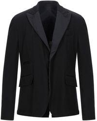 John Sheep Suit Jacket - Black