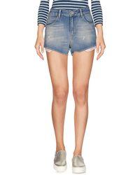 Guess - Denim Shorts - Lyst