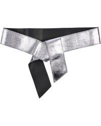 Marella Belt - Metallic