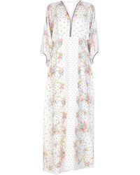 Vilshenko Long Dress - White