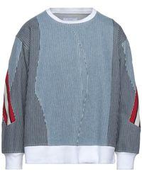 Facetasm Sweatshirt - Blau