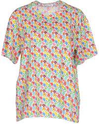 Au Jour Le Jour - T-shirts - Lyst