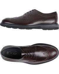 Tod's Lace-up Shoe - Brown