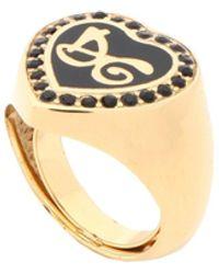 Dolce & Gabbana Ring - Metallic
