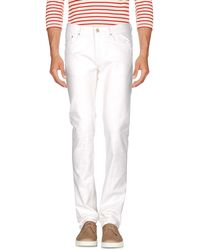 Acne Studios - Pantaloni jeans - Lyst