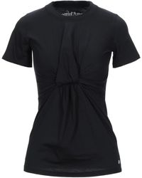 Ottod'Ame T-shirts - Schwarz