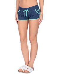 Sundek Pantalones de playa - Azul