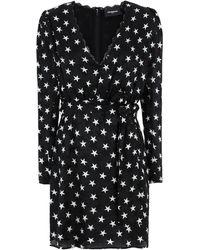 The Kooples Robe courte - Noir