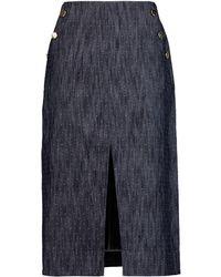 Tanya Taylor Gonna jeans - Blu