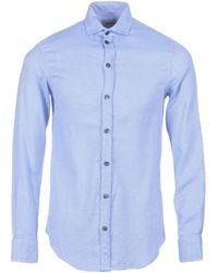 Armani Camisa - Azul