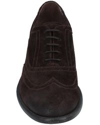 Nero Giardini Lace-up Shoes - Brown