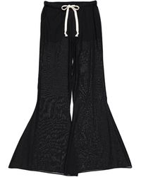 ..,merci Casual Trouser - Black
