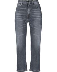 TRUE NYC Denim Pants - Gray