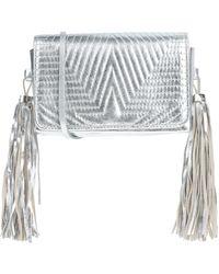 Golden Goose Deluxe Brand Cross-body Bag - Metallic