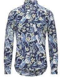 Brian Dales Shirt - Blue