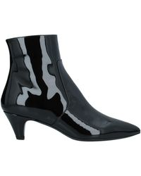 CALVIN KLEIN 205W39NYC Ankle Boots - Black