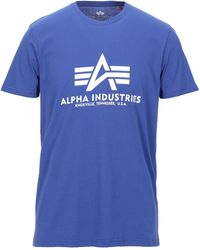 Alpha Industries T-shirt - Blue