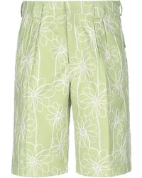 Jacquemus Shorts et bermudas - Vert