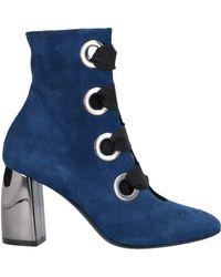 Marc Ellis Ankle Boots - Blue
