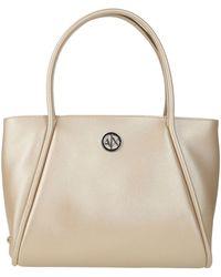 Armani Exchange Handbag - Natural
