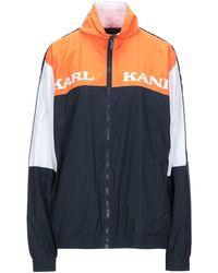 Karlkani Jacket - Orange