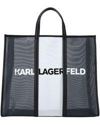 Karl Lagerfeld Borsa a mano - Nero