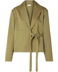 Deveaux Suit Jacket - Green