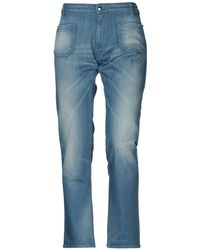 The Seafarer Denim Pants - Blue