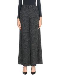 Uma Wang Casual Pants - Black