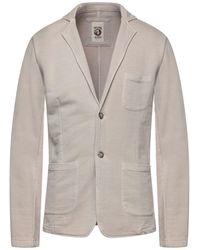 Trussardi Suit Jacket - Natural