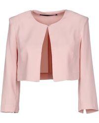 Annarita N. Suit Jacket - Pink